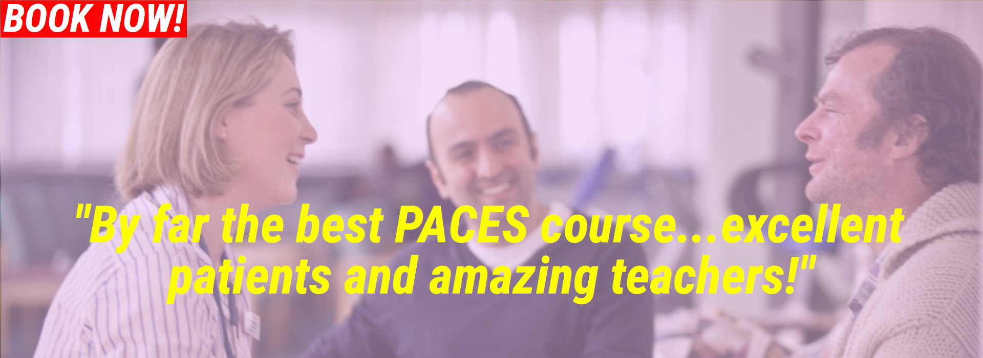 PASS PACES Course